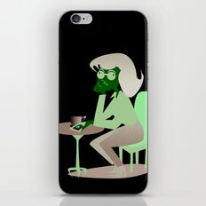 It's only storm in a tea cup iPhone & iPod Skin
