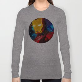 Iron man I Long Sleeve T-shirt