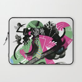 For the Birds Laptop Sleeve