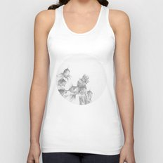 In which fish show concern Unisex Tank Top