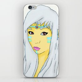 Elvish Warrior iPhone Skin