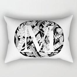 Woodsy M Rectangular Pillow