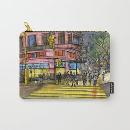 Lights on  Carry-All Pouch