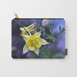 Summery breathing of flowers Carry-All Pouch
