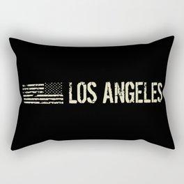 Black Flag: Los Angeles Rectangular Pillow