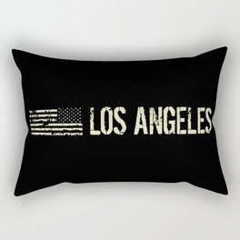 Black Flag: Los Angeles Rectangular Pillow