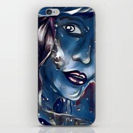 Cautious 2 iPhone Skin