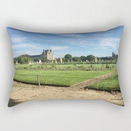 Paris, France - Tuileries Rectangular Pillow