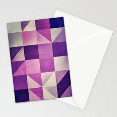 :: geometric maze VI :: Stationery Cards