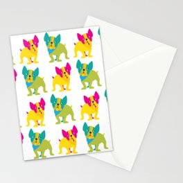 Charlie chihuahua Stationery Cards