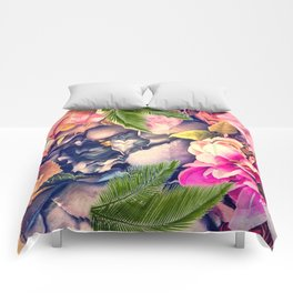 Flower dream Comforters