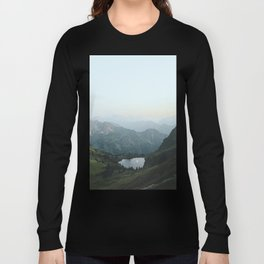 Abyssal landscape photography Long Sleeve T-shirt