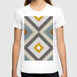 Mid West Geometric 04 T-shirt