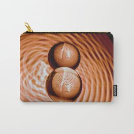 Golden Balls Carry-All Pouch