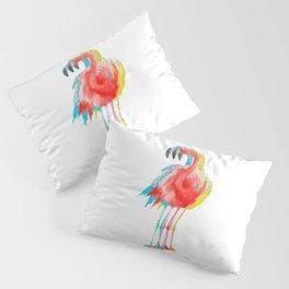 Flamingo PoP Pillow Sham