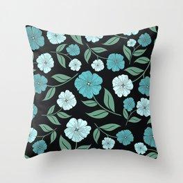 Wildflower Dreams Throw Pillow
