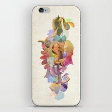 PSYCHIC iPhone & iPod Skin