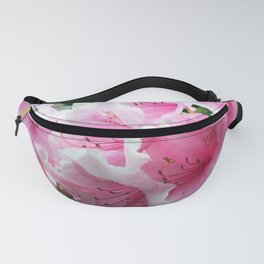 Pink Floral Blossoms Fanny Pack