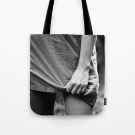 your future is all used up Tote Bag