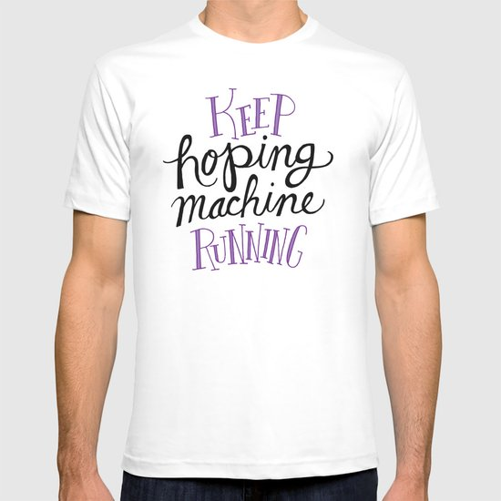 Hoping Machine T-shirt