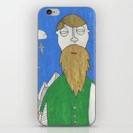 The Mountain Man iPhone Skin