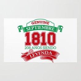 Leyend of 1810 Rug