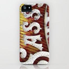 Sassy iPhone Case