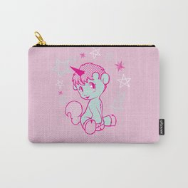Unico in Pink Carry-All Pouch
