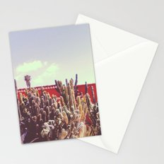 Cacti II Stationery Cards