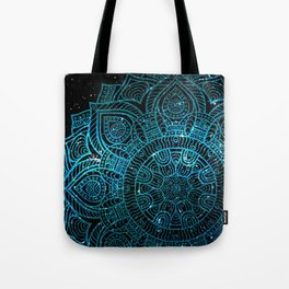 Space mandala 24 Tote Bag
