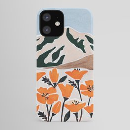 Marin County Print iPhone Case
