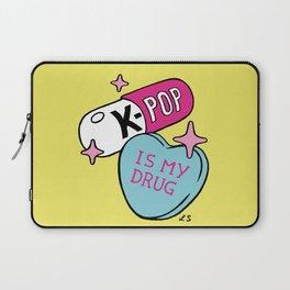 K-POP is my Drug Laptop Sleeve