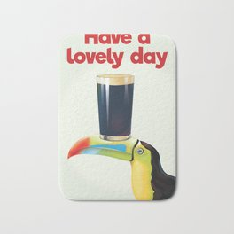 Have a Lovely Day Bath Mat