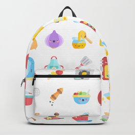 CUTE COOKING PATTERN Backpack