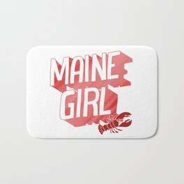 Maine Girl Bath Mat