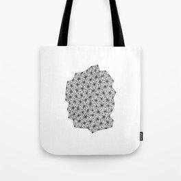 Geometric 0.4 Tote Bag