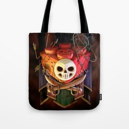 The Dread Two-By-Two Tote Bag