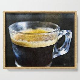 Espresso Serving Tray