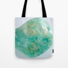 Amazonite - The Peace Collection Tote Bag
