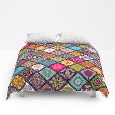 Mandala Patch Comforters