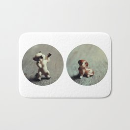 Cats & Dogs Bath Mat