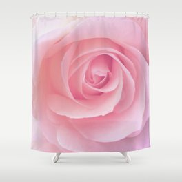 Flower | Pink Rose |  Photography | Nature | Spring | Summer Shower Curtain