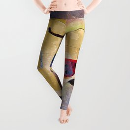 Guitar Love Leggings