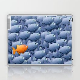 Stand Out from the Crowd Laptop & iPad Skin