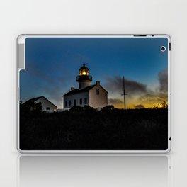 Old Point Loma Lighthouse  Laptop & iPad Skin