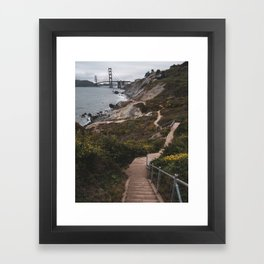 Everything You've Done Before Framed Art Print