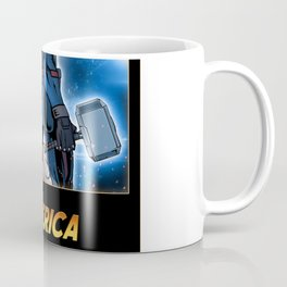 America's Ass Coffee Mug