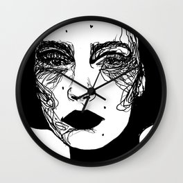 Cécilia Wall Clock