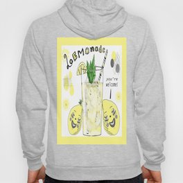 You're Welcome, Love, The Lemons Hoody