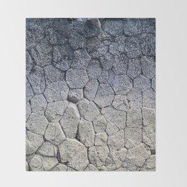 Nature's building blocks Throw Blanket